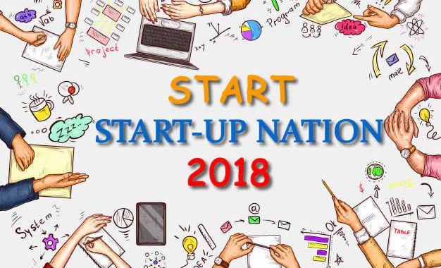 START UP NATION 2018  I 626×380