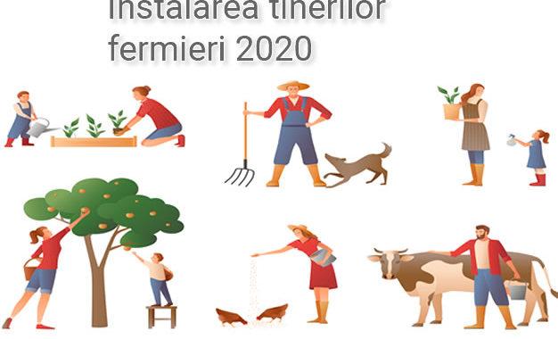 Instalarea Tanarului Fermier 2020 : Sprijin De 50.000 De Euro