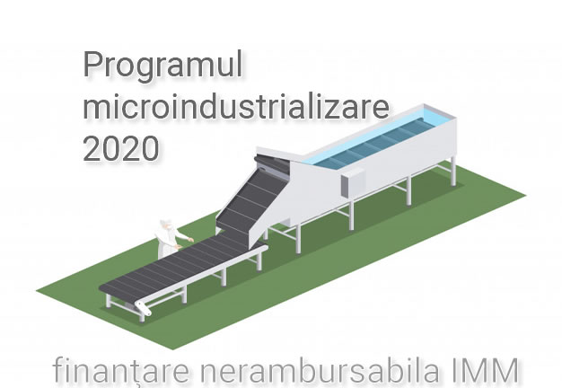 program microindustrializare 2020