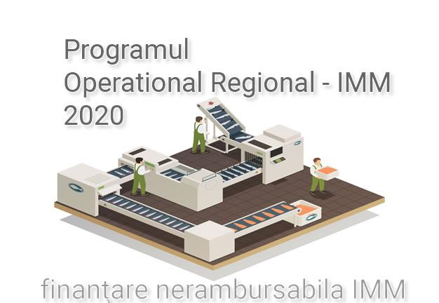 Program Operational Regional 2020