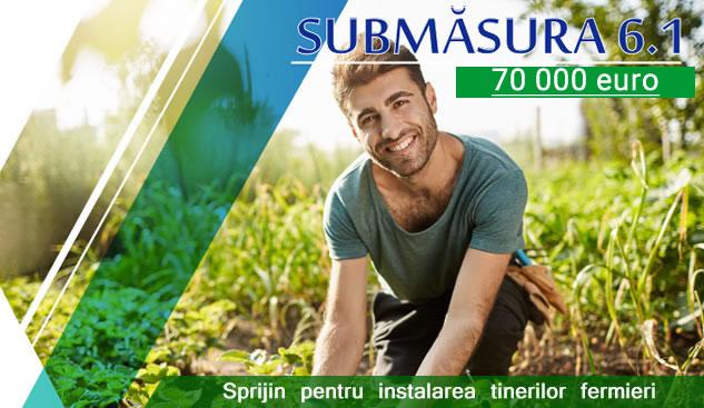 Fonduri Europene Agricultura: Max. 70.000 EUR Pentru Tinerii Fermieri și 15.000 EUR Pentru Ferme Mici.